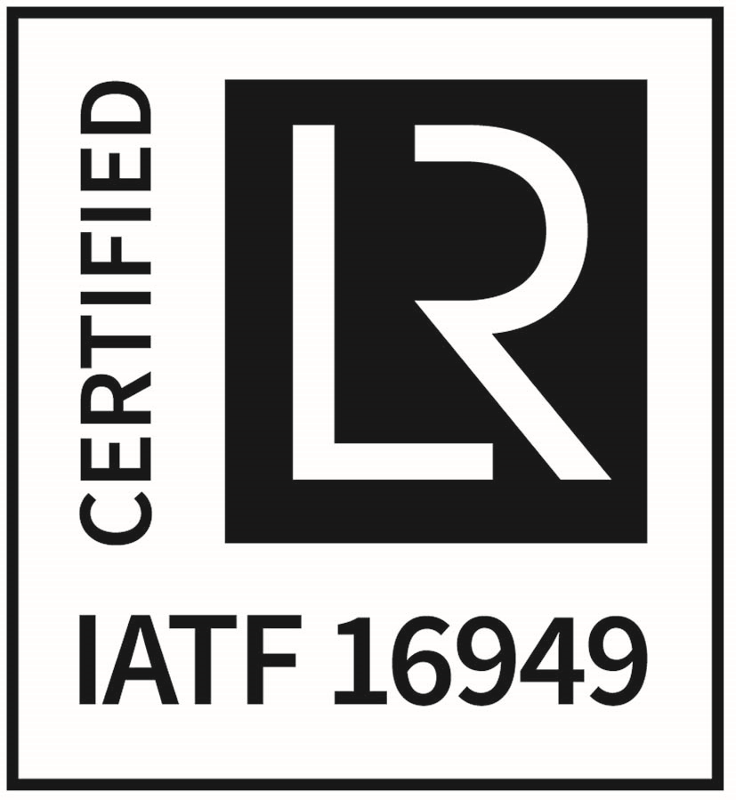 ISO-TS Certificate
